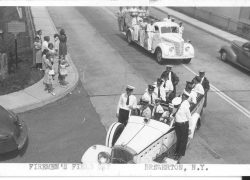 1940S Brewerton Fireman Field Days