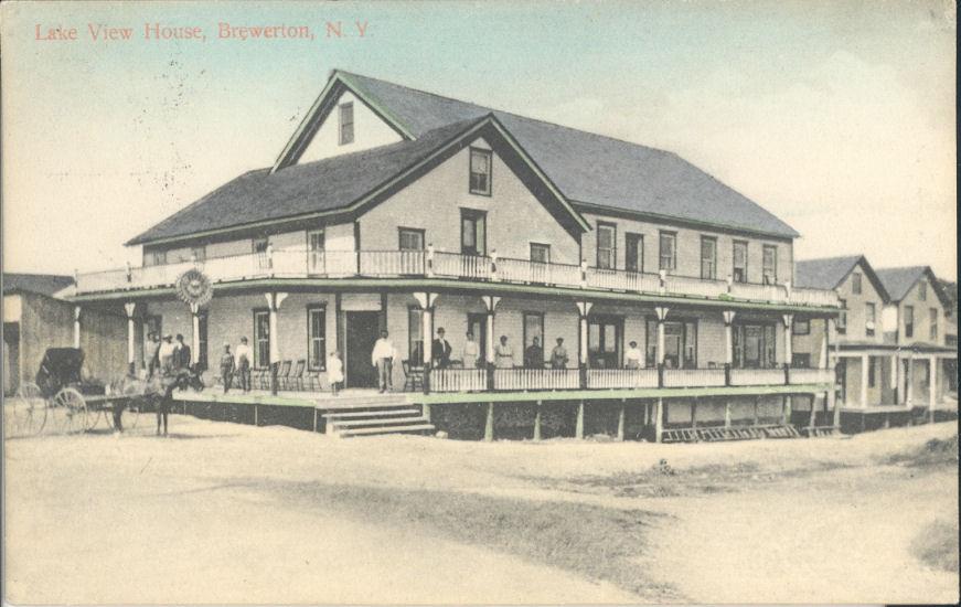 Brewerton Lake View House
