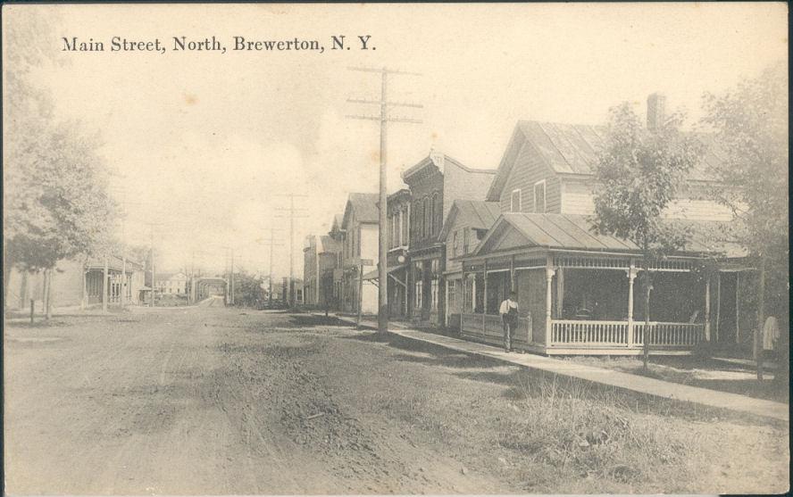 Brewerton Main Street
