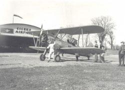 Cicero Airport 1946