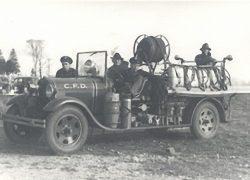 Cicero Firemen 1946
