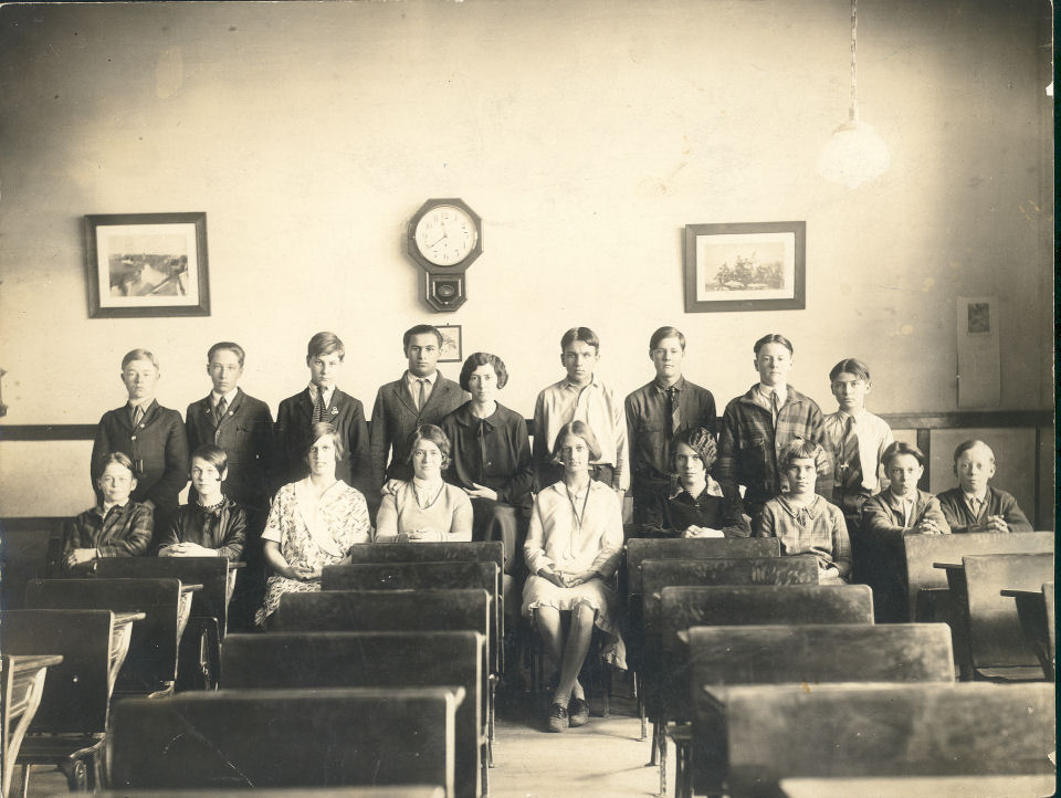 Cicero Union School 1926