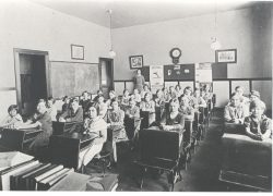 Cicero Union School 1931