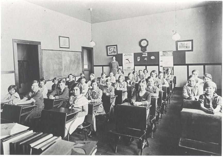 Cicero Union School 1931