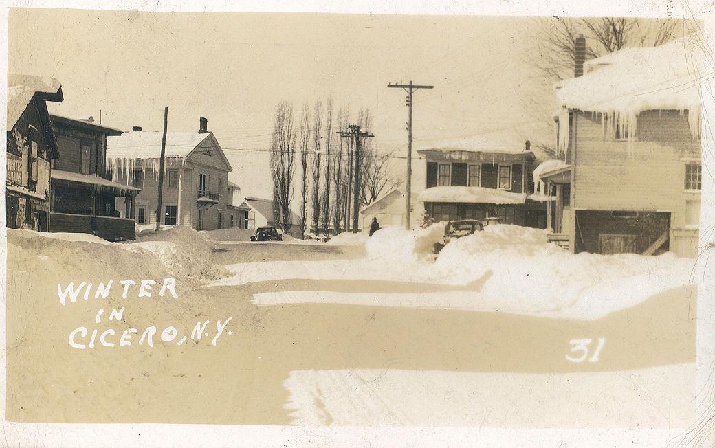 Crabtree Lane 1945