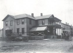 Kings Hotel in 1912