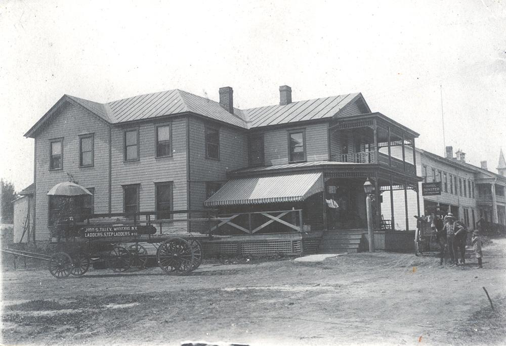 Kings Hotel in 1912
