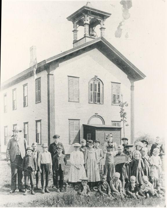 N. Syracuse Village School 1869-1912