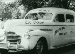 S. Bay FD Rescue Vehicle 1950s