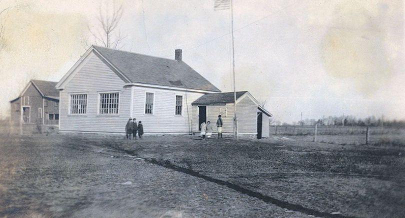 Stone Arabia School 1918-1919