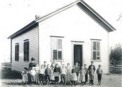 Taft Road School 1884