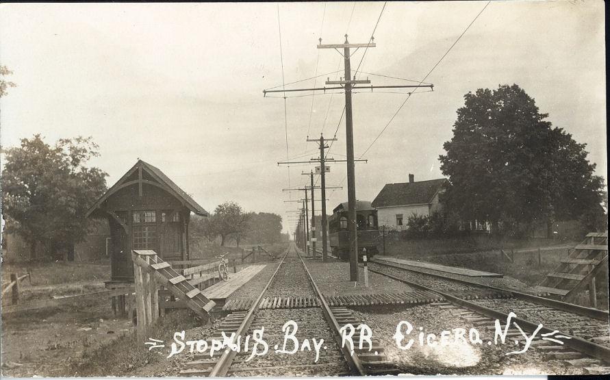 Trolley Station 11 1907-1932