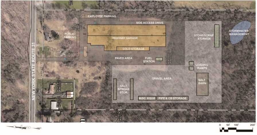 Proposed Site View